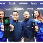 """เปิดตัว Nokia 8110 4 G ในงาน Thailand Mobile Expo 2018"""""""