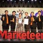 """""""ดีโด้"""" ขึ้นแท่นน้ำผลไม้ยอดนิยมอันดับ 1 คว้ารางวัล No.1 Brand Thailand ยอดนิยมในหมวด Fruit Juice Non 100%"""
