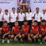 กลุ่ม ปตท. ระยอง จัดแข่งขันฟุตบอล PTT GROUP CUP 2019
