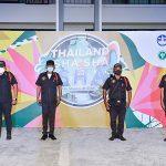 ททท. คุมเข้มเที่ยวปลอดภัย Thailand SHA SHA SHA  : The Memory @ Phuket Krabi PhangNga  ปิดทุกจุดเสี่ยงของการแพร่ระบาด