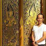 ธีร์ ธีร์ธรรม ผู้สร้างสรรค์งานจิตรกรรมไทยร่วมสมัยตามแนวพระราชดำริ