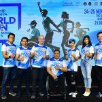 """อลิอันซ์ อยุธยา ผนึกพันธมิตร จัดงาน """"Allianz Ayudhya World Run Thailand Series 2018"""""""