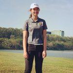 """น้องแพงกี้ Eila Galitsky  """"นักกอล์ฟดาวรุ่ง"""" มุ่งสู่นักกอล์ฟทีมชาติไทย"""